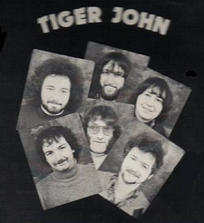 Tiger John Blues Band 1981